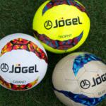 Мячи футбольные Jögel