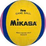 Мяч для водного поло MIKASA W6000W, муж. размер, FINA Approved