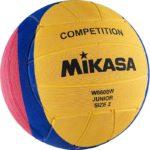 Мяч для водного поло MIKASA W6608W, Junior, р.2