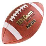 Мяч для американского футбола WILSON NCAA Traditional, арт.WTF1005, оф.мяч NCAA