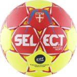 Мяч гандбольный SELECT Match Soft, арт. 844908-335, Junior р.2, EHF Appr