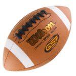 Мяч для американского футбола WILSON GST Official Composite, арт.WTF1780XB, NCAA