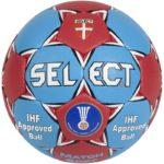 Мяч гандбольный SELECT Match Soft, арт. 844908-232, IHF/EHF Appr, Senior р.3