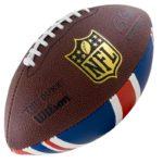Мяч для американского футбола WILSON NFL Team Logo, арт.WTF1748XBLGUJ