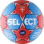 Мяч гандбольный SELECT Match Soft, арт. 844908-232, IHF Appr, Lille р.1