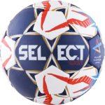 Мяч гандбольный SELECT Ultimate Replica EHF, арт. 843516-203, р.2, EHF Appr