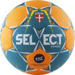 Мяч гандбольный SELECT Mundo, арт. 846211-446,  Lille р.1,EHF Appr.
