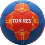 Мяч гандбольный TORRES PRO, арт.H30061, р.1