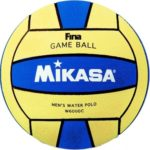 Мяч для водного поло MIKASA W6000C, муж. размер, FINA Approved