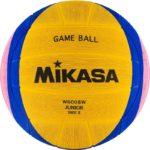 Мяч для водного поло MIKASA W6008W, вес 300-320 г., Junior, разм.2