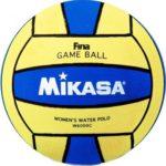 Мяч для водного поло MIKASA W6009C, жен, р.4, FINA Appr
