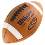 Мяч для американского футбола WILSON GST Official, арт.WTF1003, оф.мяч NCAA,NFHS