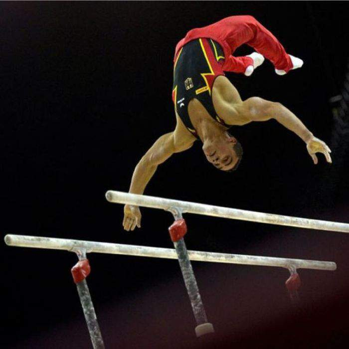 Брусья гимнастические
