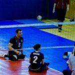 Стойки волейбольные Shelde для сидячих игроков