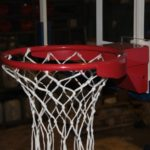 Кольцо баскетбольное амортизационное с запорной системой