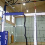 Стойки волейбольные Shelde телескопические SRX 910-1654055