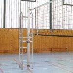 Вышка судейская профессиональная для соревнований по волейболу Haspo