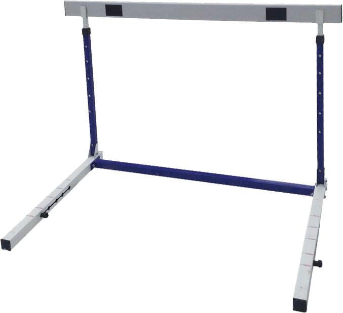 Барьер для легкой атлетики переменной высоты с противовесом (СКЛАДНОЙ)