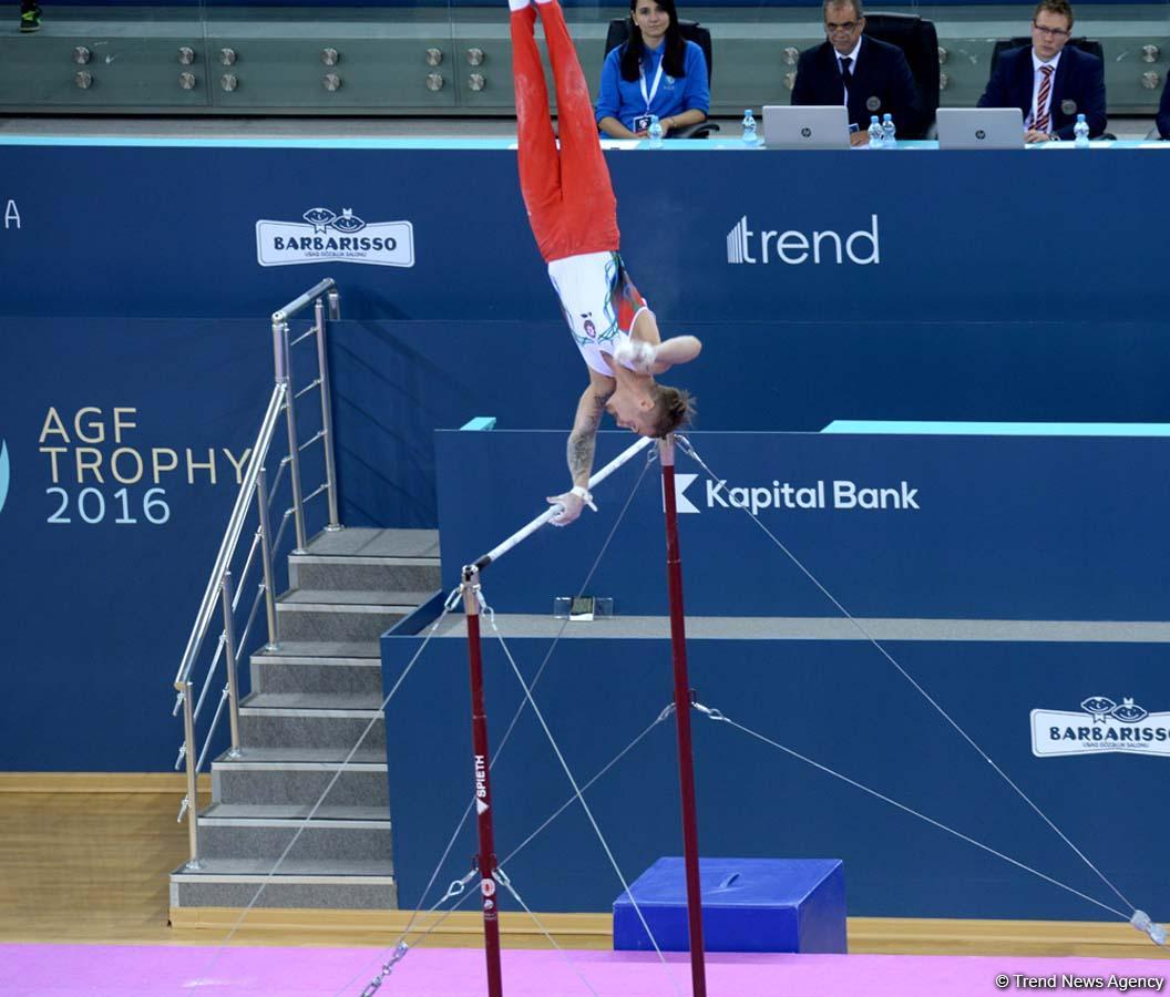 Перекладины гимнастические