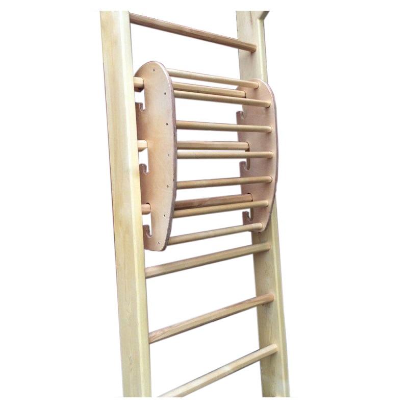 Тренажер для спины деревянный