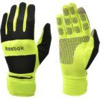 Перчатки утепленные для бега Reebok