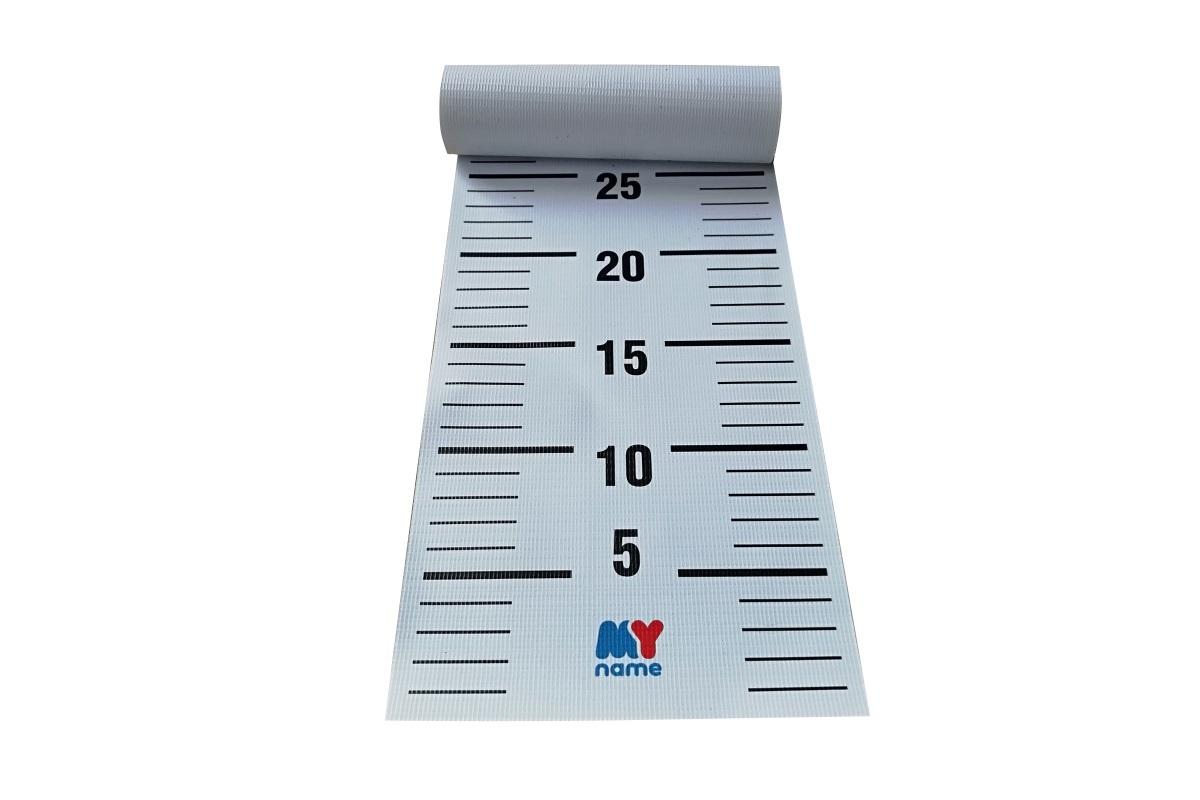 Лента измерительная для прыжков в длину с места