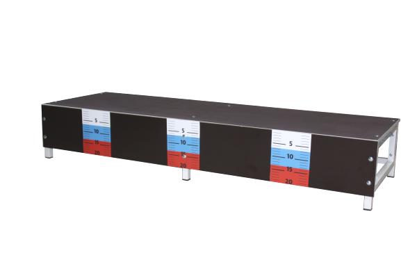Скамья гимнастическая для измерения гибкости